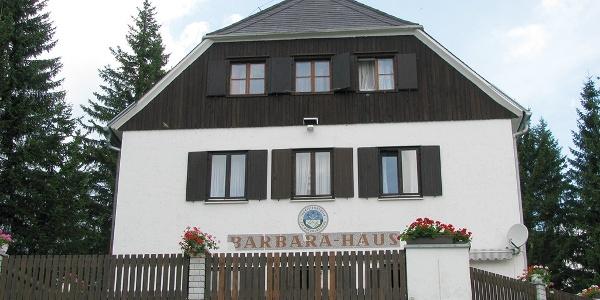 Barbarahaus auf der Pack_Außenansicht