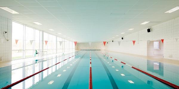 50m Schwimmhalle