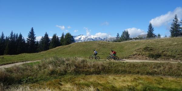 Alp Spundis, Ziel des des Aufstiegs