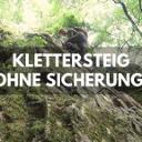 Klettern am Ufer des Rheins - Traumschleife Mittelrhein-Klettersteig