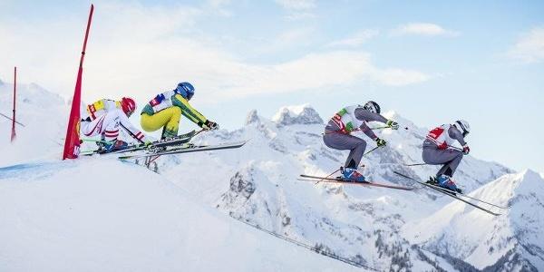 001 Audi FIS Ski Cross Weltcup (c) Andreas Haller