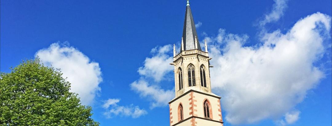 Kirche Nußbach