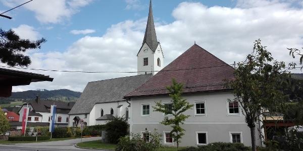 Ausgangspunkt St. Salvator