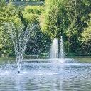 Grafenteich_Springbrunnen