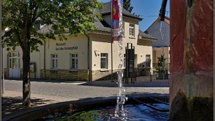 Besucherzentrum und Museum bei der Kaiserpfalz