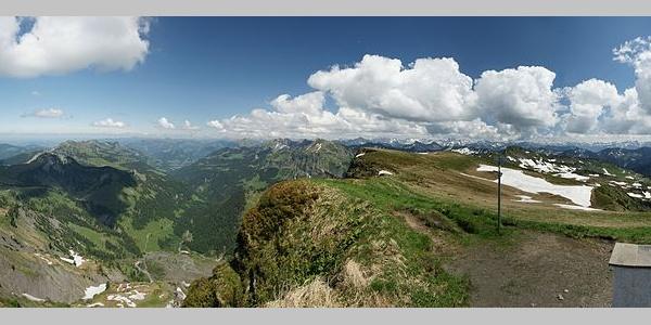 Hoher Freschen Panorama