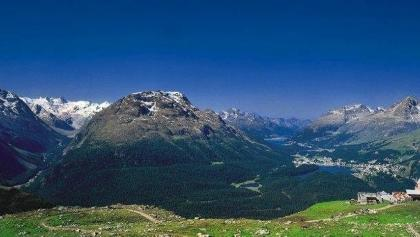 Aussichtsberg Muottas Muragl