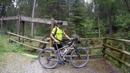 Mountainbiketour im Schwarzwald durch das Teinachtal