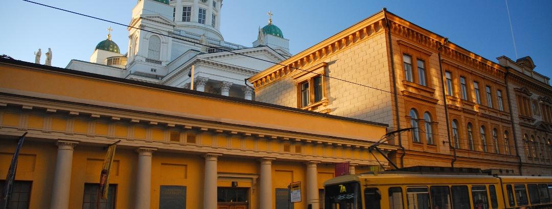 Helsinki-Kathedrale, Finnland