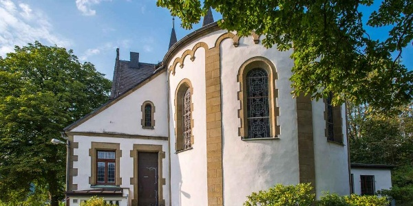 St. Antonius Pfarrkirche in Fleckenberg