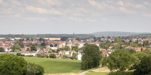 Essigbergblick