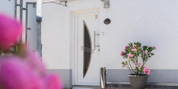 Ferienwohnung Eingang