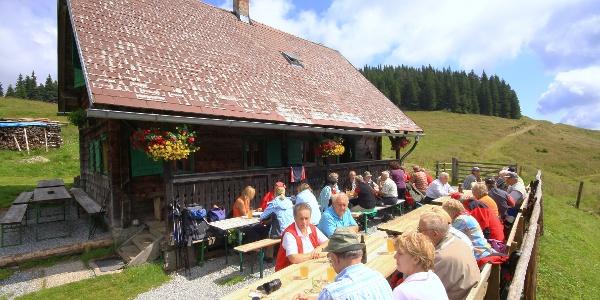 Rotsohlalm Hütte
