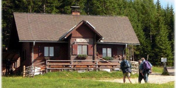 Ganzalm Halterhütte
