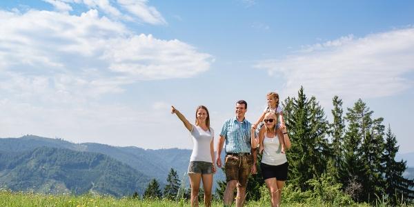 Wandern am Silberberg (c)TV Region OberGraz-Mias PhotoArt