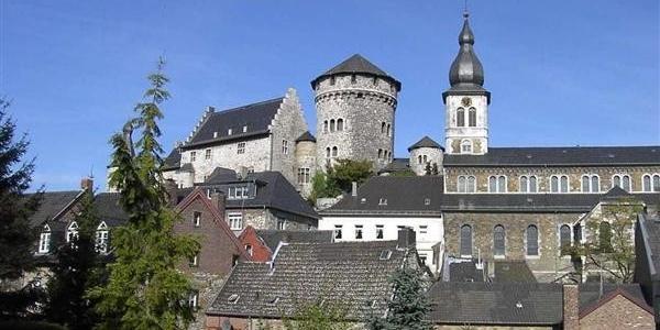 Burg Stolberg und Altstadt