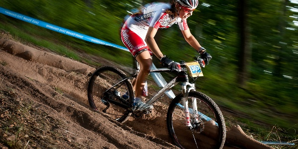 Lena Wehrle downhill