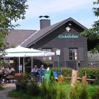 Wabelsberger Wacholderhütte-Terasse
