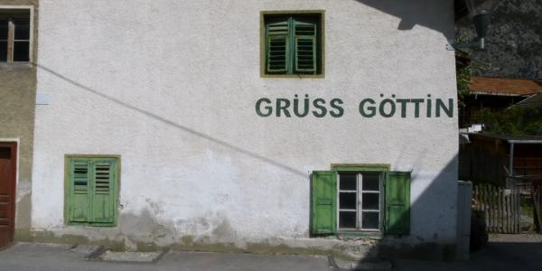 Kunst am Bau in Silz