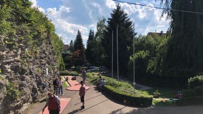 Minigolf Kempten St. Mang