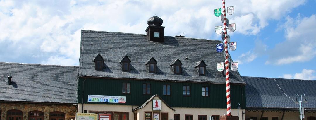 Tourist-Information Altenberg