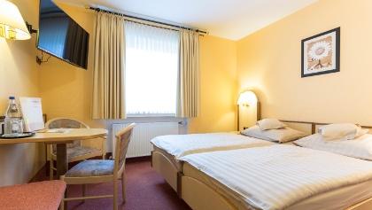 Stadt-gut-Hotel Siegboot - Zimmer