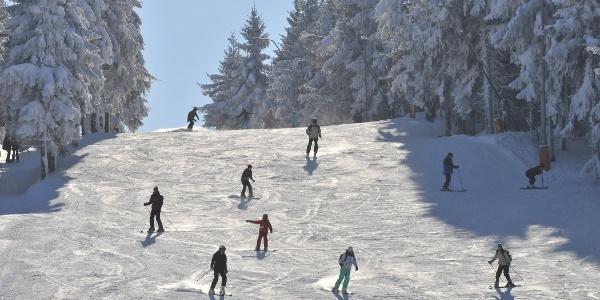 Skihang Altenberg