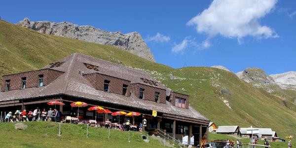 Berggasthaus Tannalp.