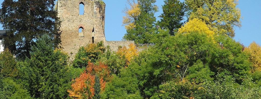 Tharandt-Burgruine