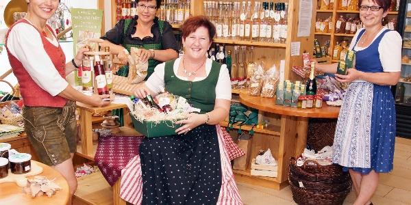 Pöllauer Bauernladen: Team