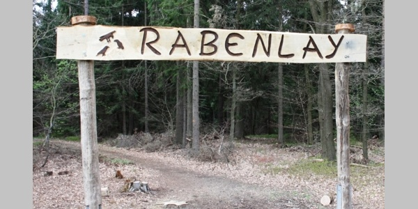 Rabenlay Eingangsportal