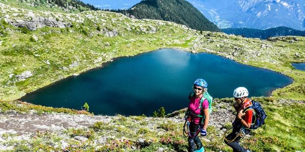 Bombasel Lake