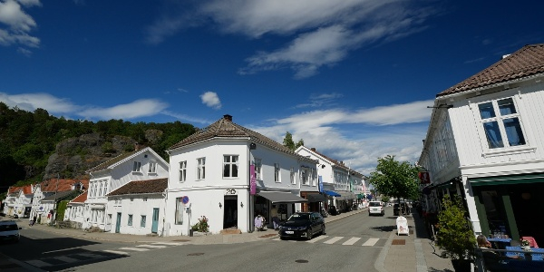 Unterwegs in Risør
