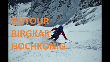 Skitour Birgkar - Klassiker am Hochkönig