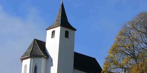 Kirche in Furna