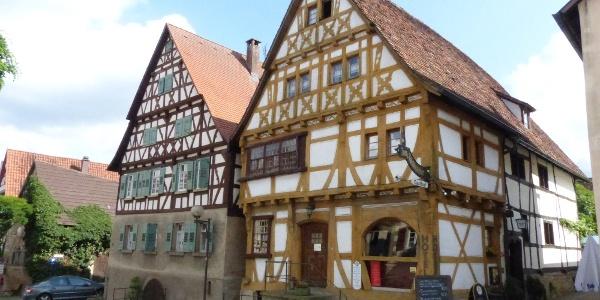 Knittlinger Straße Lienzingen