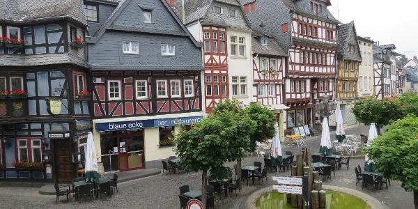 Startpunkt Marktplatz Adenau