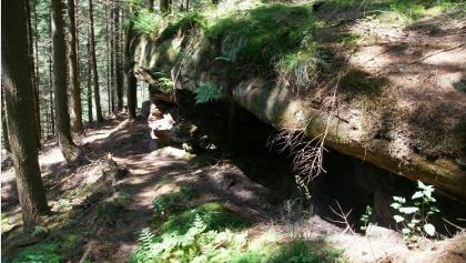 Die Wolfshöhle