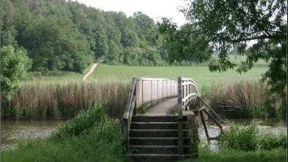Brücke über die Wörnitz