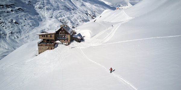 Langtalereckhütte