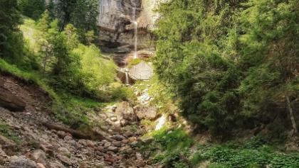 Wasserfall am Geologensteig