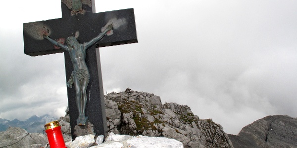 Graustock Gipfel.