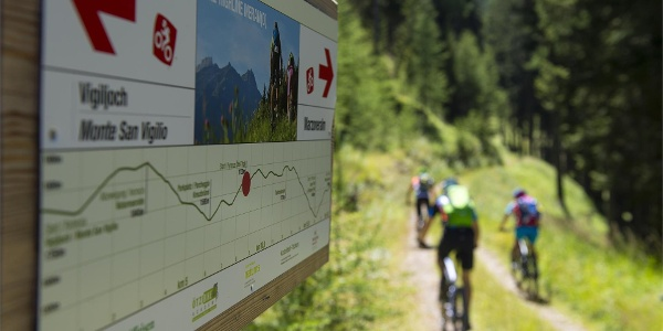 Weiler Freiberg-Lupo Trail Naturns