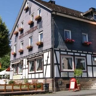 Der Stahlberg, Hotel und Restaurant