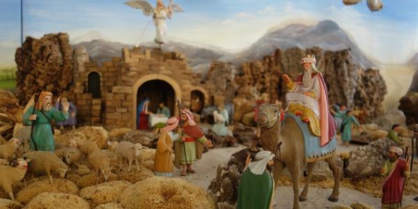 Bilder Krippe Weihnachten.Krippenweg Erzgebirge Komm Zur Krippe Weihnachten