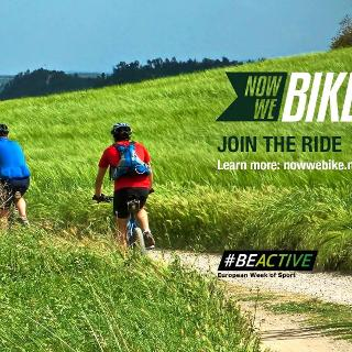 Join BikeForEurope!
