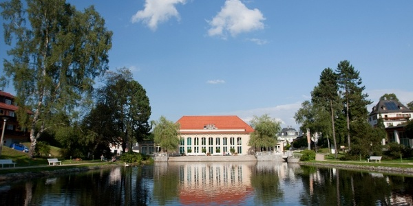 Festhalle Bad Brambach