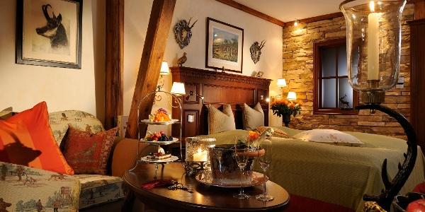 Hotel Jagdhof Glashüte_County-Style-Zimmer