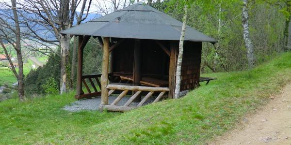 Pavillon Steinades Bühl