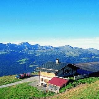 Panorama Alp Meder